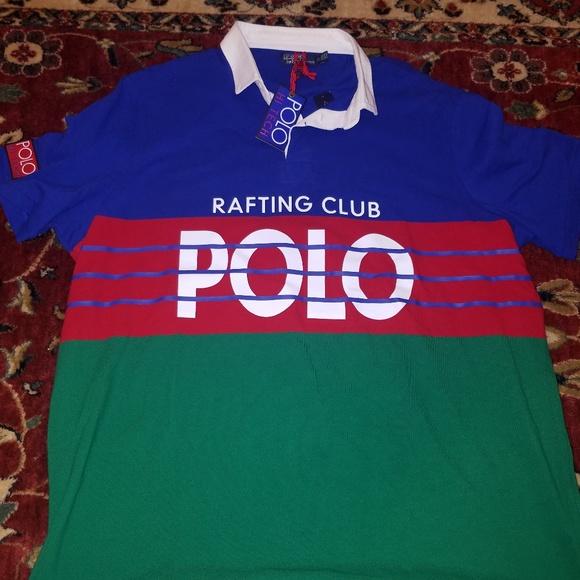 a809a5553d0 Polo by Ralph Lauren Shirts | Polo Ralph Lauren Hi Tech Polo | Poshmark